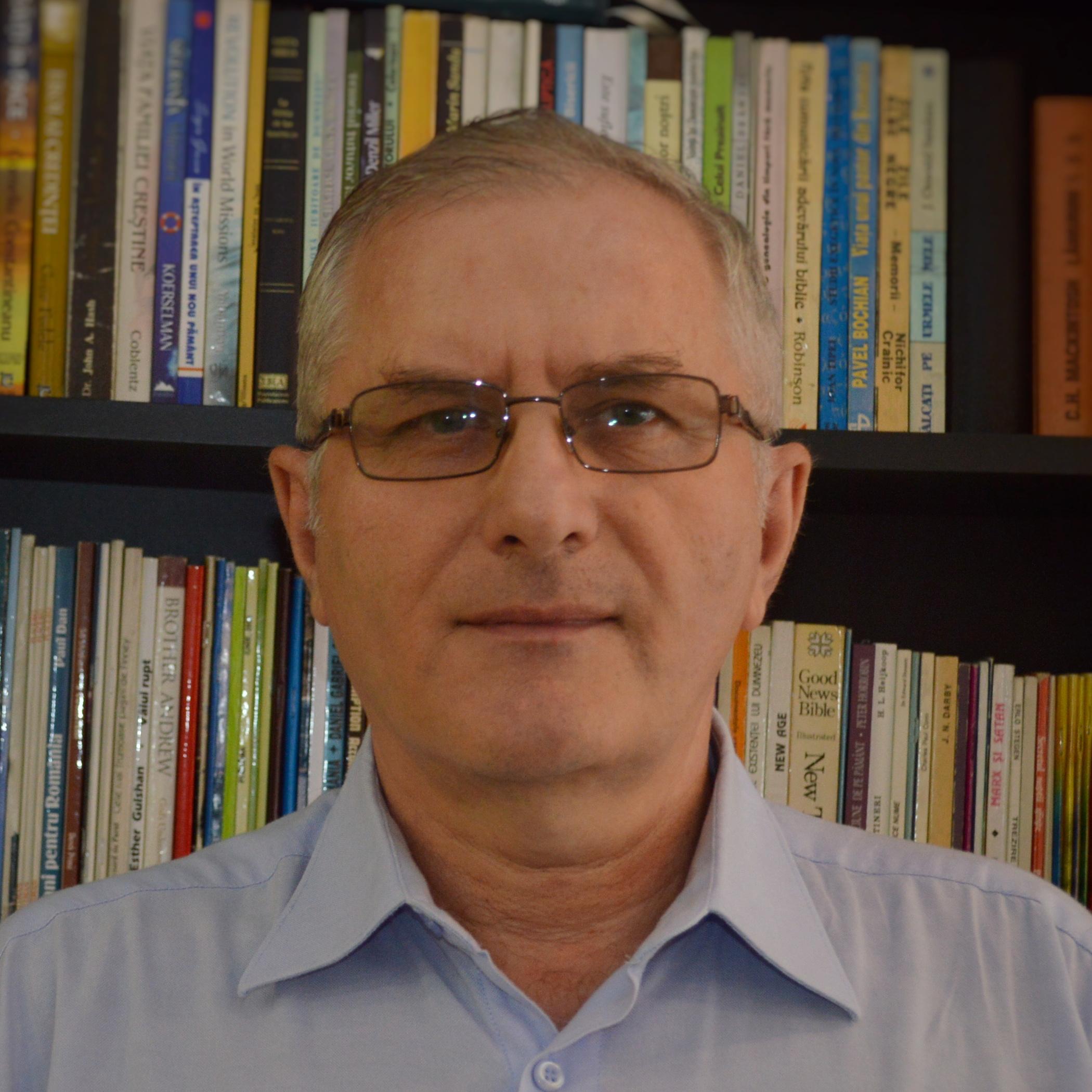 Diacon Marian Manescu