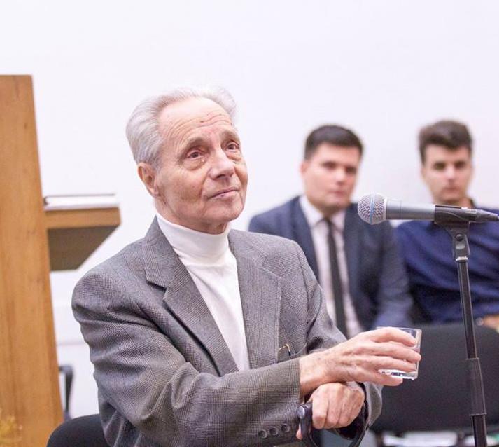 Portret Vasile Roske